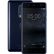 Nokia 5 Tempered Blue - Mobiltelefon