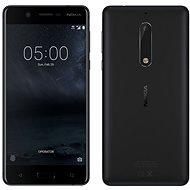 Nokia 5 Dual SIM, fekete - Mobiltelefon