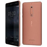 Nokia 5 Copper Dual SIM - Mobiltelefon