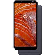 Nokia 3.1 Plus, szürke - Mobiltelefon