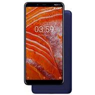 Nokia 3.1 Plus Dual SIM, kék - Mobiltelefon