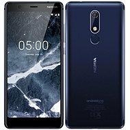 Nokia 5.1 Dual SIM kék - Mobiltelefon