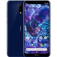 Nokia 5.1 Plus, kék - Mobiltelefon