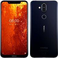 Nokia 8.1, kék - Mobiltelefon