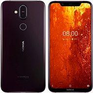 Nokia 8.1, lila - Mobiltelefon