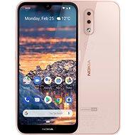 Nokia 4.2 rózsaszín - Mobiltelefon