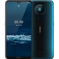 Nokia 5.3 kék - Mobiltelefon