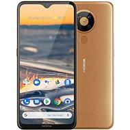 Nokia 5.3 barna - Mobiltelefon