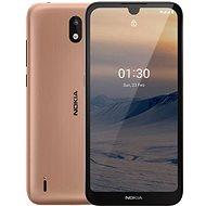 Nokia 1.3 barna - Mobiltelefon