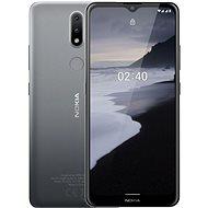 Nokia 2.4 szürke - Mobiltelefon