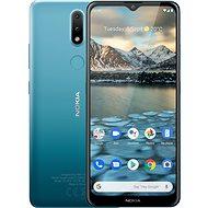 Nokia 2.4 kék - Mobiltelefon