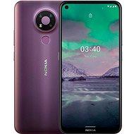 Nokia 3.4 64GB lila - Mobiltelefon