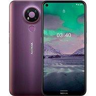 Nokia 3.4 32 GB lila - Mobiltelefon