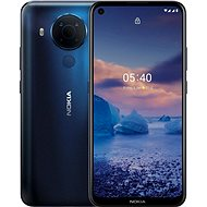 Nokia 5.4 64 GB kék - Mobiltelefon