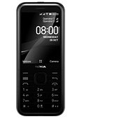 Nokia 8000 4G fekete - Mobiltelefon