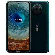 Nokia X10 Dual SIM 5G 4GB/128GB zöld - Mobiltelefon