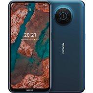 Nokia X20 Dual SIM 5G 6GB/128GB kék - Mobiltelefon