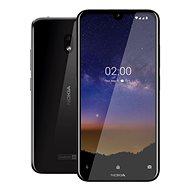 Nokia 2.2 Dual SIM, fekete - Mobiltelefon