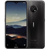 Nokia 7.2 Dual SIM, fekete - Mobiltelefon