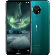 Nokia 7.2 Dual SIM zöld - Mobiltelefon