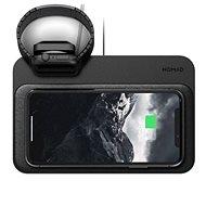 Nomad Base Station Apple Watch Stand, fekete - Vezeték nélküli töltő