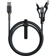 Nomad Rugged Universal Cable 1,5 méter - Tápkábel