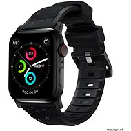 Nomad Rugged Strap Black/Black Apple Watch 6/SE/5/4/3/2/1 44/42mm