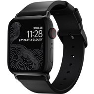 Nomad Modern Strap Black Black Apple Watch 40/38 mm - Szíj