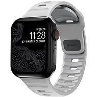 Nomad Sport Strap S/M Grey Apple Watch 40/38 mm