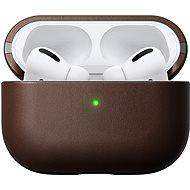 Nomad bőrtok Apple AirPods Pro-hoz - barna