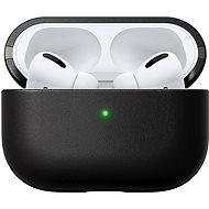 Nomad bőrtok Apple AirPods Pro-hoz - fekete
