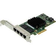 Intel Ethernet Server Adapter I350-T4 bulk - Hálózati kártya