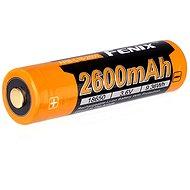 Fenix ??18650 újratölthető USB akkumulátor 2600 mAh (Li-ion) - Akkumulátor