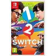 1 2 Switch - Nintendo Switch - Konzol játék