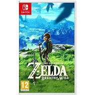 The Legend of Zelda: Breath of the Wild - Nintendo Switch - Konzol játék
