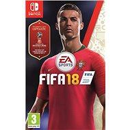 FIFA 18 - Nintendo Switch - Konzoljáték