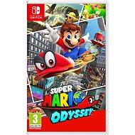 Super Mario Odyssey - Nintendo Switch - Konzol játék