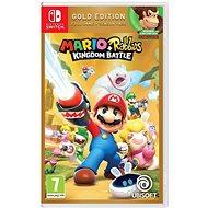 Mario + Rabbids Kingdom Battle - Gold Edition - Nintendo Switch - Konzoljáték