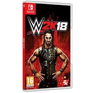 WWE 2K18 - Nintendo Switch - Konzoljáték