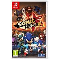 Sonic Forces - Nintendo Switch - Konzol játék