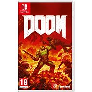 Doom  - Nintendo Switch - Konzoljáték