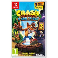 Crash Bandicoot N Sane Trilogy - Nintendo Switch - Konzol játék