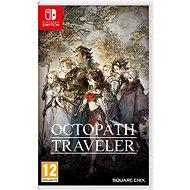 Octopath Traveler - Nintendo Switch - Konzol játék