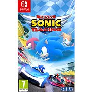Team Sonic Racing - Nintendo Switch - Konzoljáték