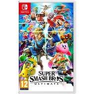 Super Smash Bros. Ultimate - Nintendo Switch - Konzol játék