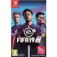 FIFA 19 - Nintendo Switch - Konzoljáték