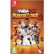 NBA Playgrounds 2 - Nintendo Switch - Konzoljáték