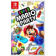 Super Mario Party - Nintendo Switch - Konzoljáték