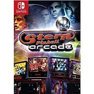Stern Pinball Arcade - Nintendo Switch - Konzoljáték