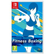 Fitness Boxing - Nintendo Switch - Konzol játék